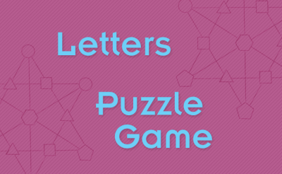 Letters Puzzle Game