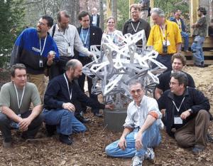 Offsite Sculpture Build
